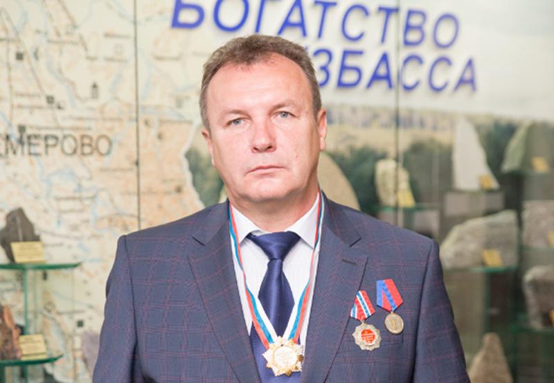 Директор Томь-Усинской ГРЭС Юрий Котов награжден орденом «За обустройство Земли Кузнецкой»