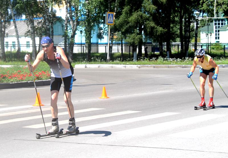 В Мысках состоится  VIII этап VIII-го Кубка юга Кузбасса на лыжероллерах среди ветеранов