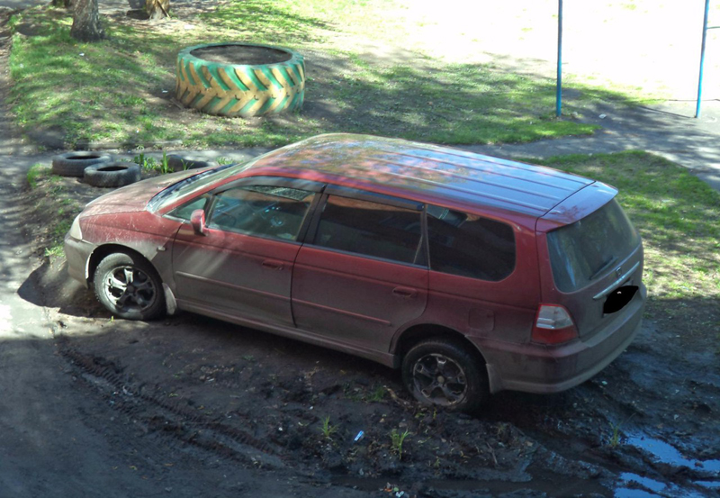 Я паркуюсь где хочу