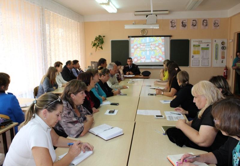 В МБОУ «СОШ №5» состоялась конференция на тему «Профилактика ДДТТ»