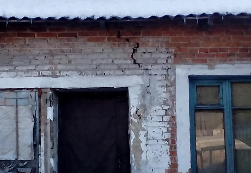 В посёлке Подобас по улице Шоссейная снова порыв водопровода