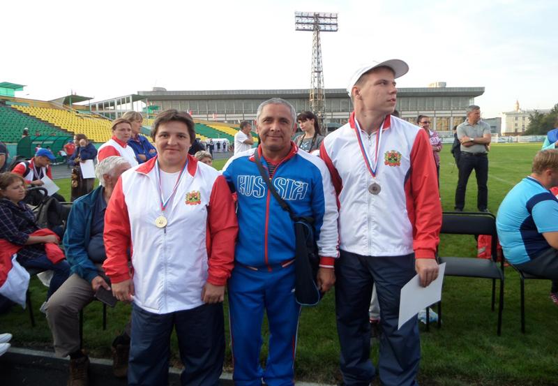 Мыски заняли призовые места на Паралимпийских Играх в Новокузнецке