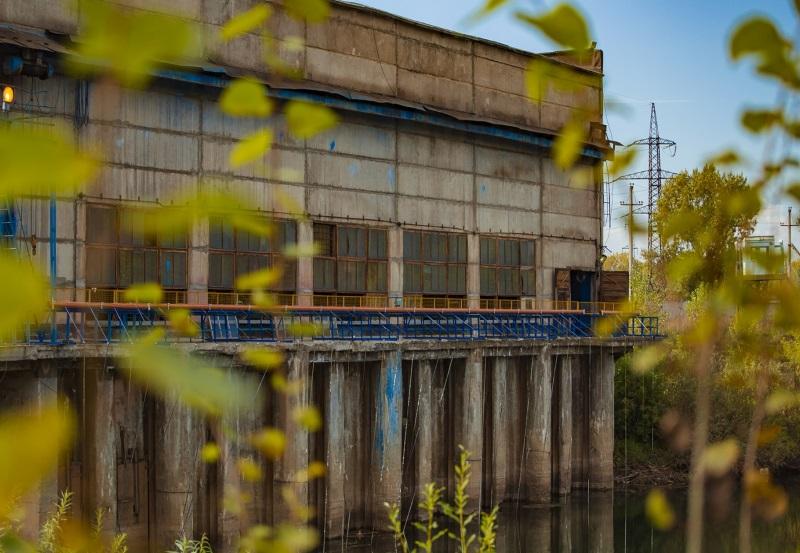 На Томь-Усинской ГРЭС введены в эксплуатацию рыбозащитные устройства