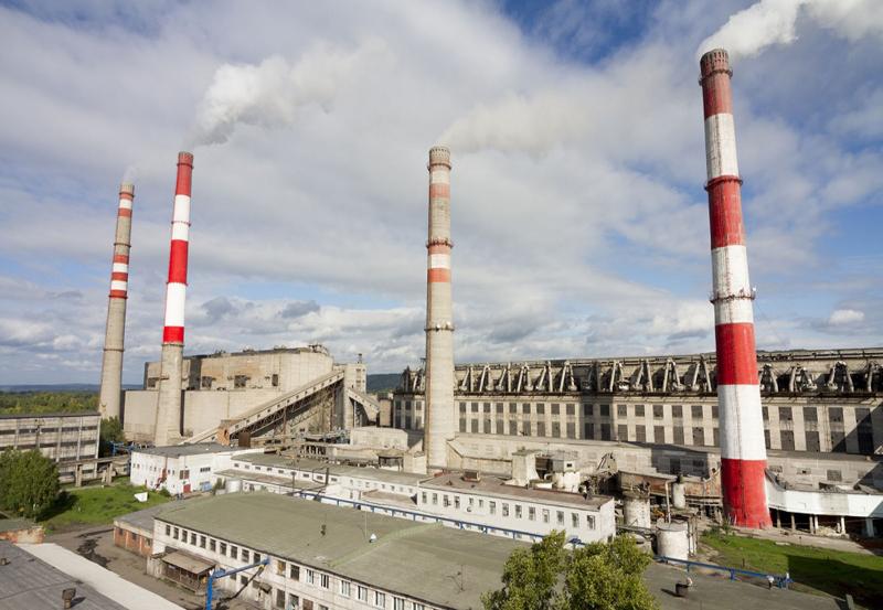 В апреле основная доля выработки электроэнергии пришлась на Томь-Усинскую ГРЭС