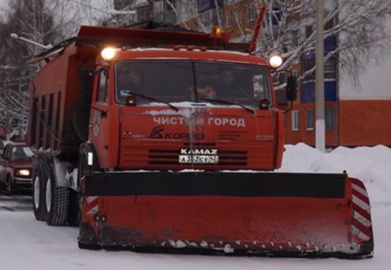 В Кузбассе дорожники, убирающие автотрассы после снегопадов, будут бесплатно обеспечены чаем и сухим пайком