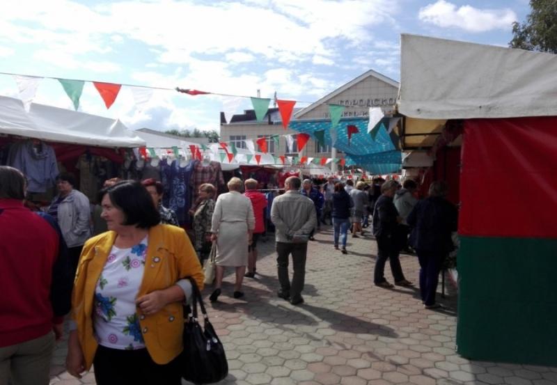 27 апреля в Мысках состоится ярмарка