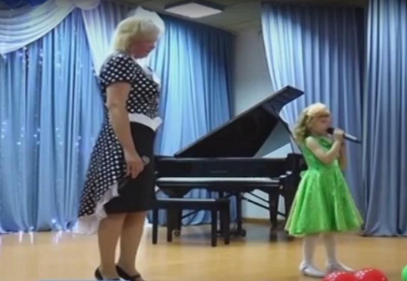 В Мысках в детской школе искусств №3 состоялось посвящение в первоклассники