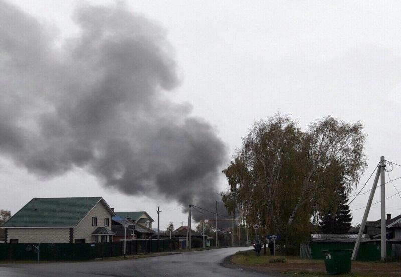 В Кемерово прогремел взрыв