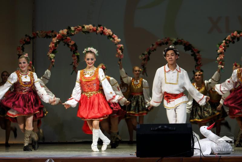 Мысковчане стали Дипломантами на Всероссийском конкурсе хореографических коллективов
