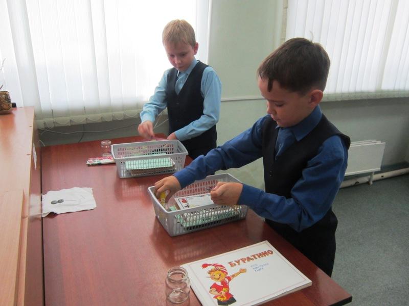 В Мысках прошла литературно-познавательная программа «Минутка – не шутка», для учащихся МАОУ «СОШ №1»