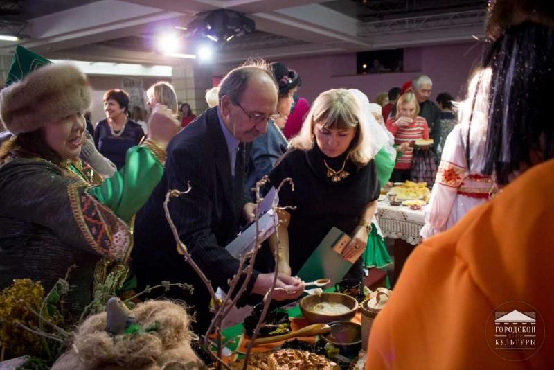 Мысковчане заняли призовое место на областном фестивале национальных культур «Мы живем семьей единой»