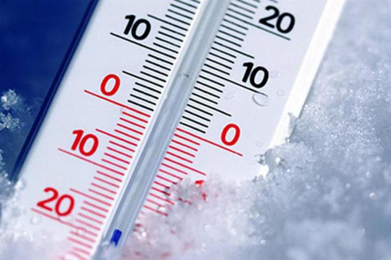 На выходные в Кузбассе обещают морозы до -18°С