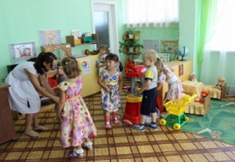 В Мысках открылась новая логопедическая группа для малышей