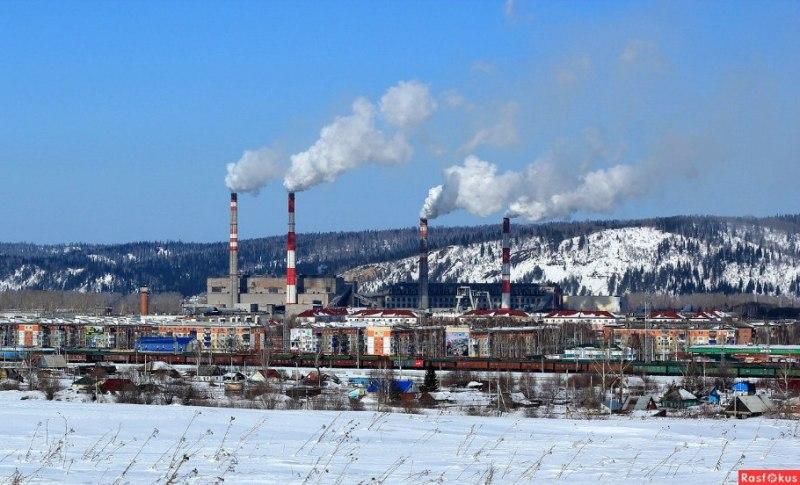В январе 2017 года Томь-Усинская ГРЭС произвела 783 млн кВт-ч электроэнергии