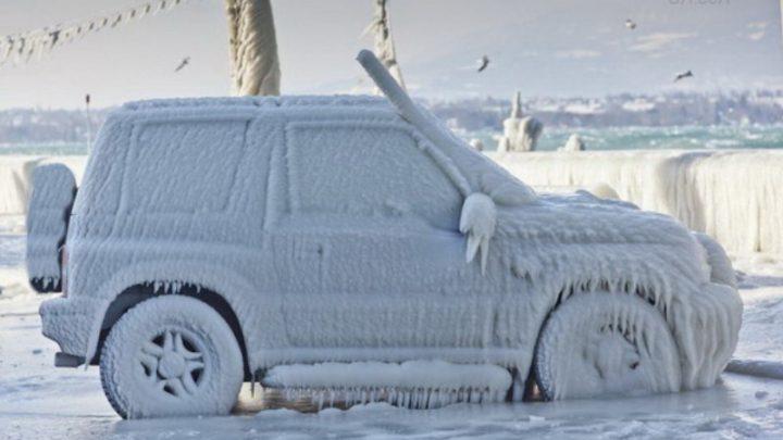 В ближайшие дни погода в Кузбассе будет морозной, ожидается до -38°С