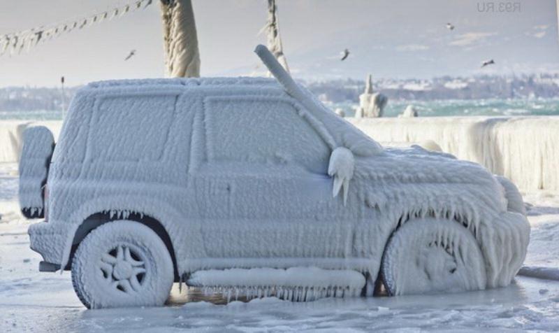 Погода на неделю в Кузбассе, морозы до -42°С