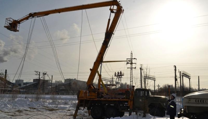 «МРСК Сибири» провела дополнительные осмотры 113 линий электропередачи в Кузбассе