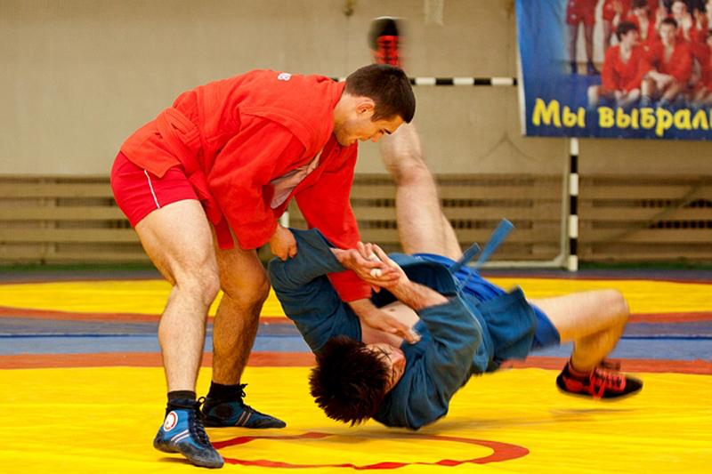 Мысковские спортсмены стали призерами Чемпионата и Первенства Кузбасса по самбо