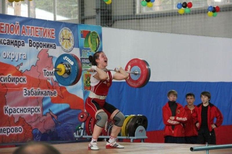 В Мысках пройдет Первенство Кемеровской области по тяжелой атлетике