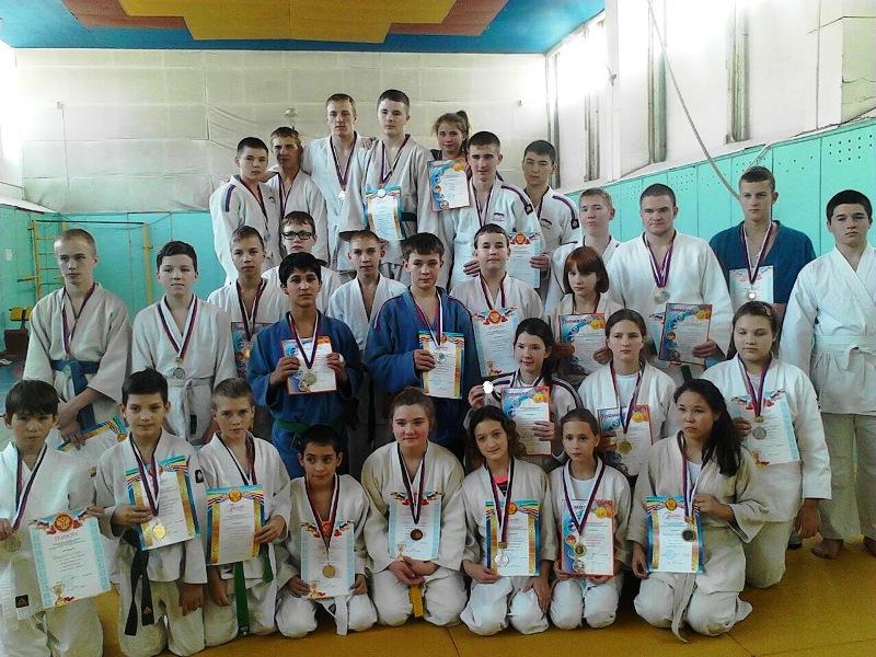 На прошедших выходных в СК «Энергетик» состоялись соревнования по дзюдо и вольной борьбе
