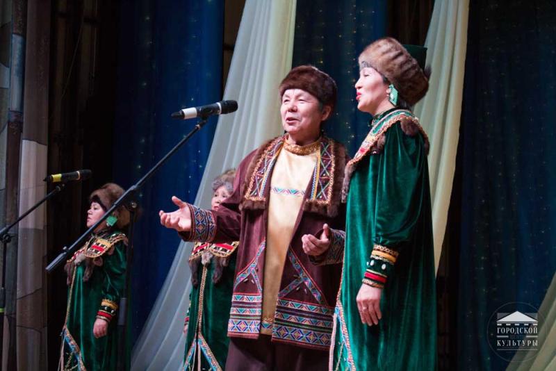 В Мысках состоялись культурные мероприятия в честь Дня народного единства
