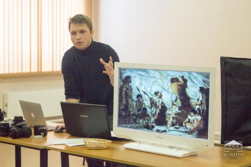 В ГЦК прошел мастер-класс «Первые шаги в фотографии»