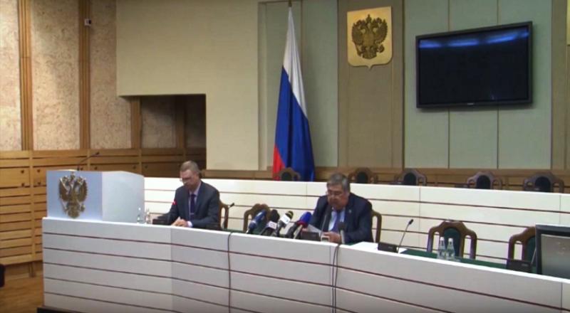 Пресс-конференция Амана Тулеева по ситуации, связанной с шахтой «Разрез Инской» и действиями правоохранительных органов