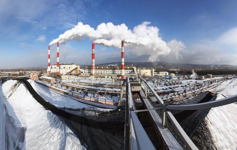 В морозные дни нагрузка Томь-Усинской ГРЭС достигала 1087 МВт
