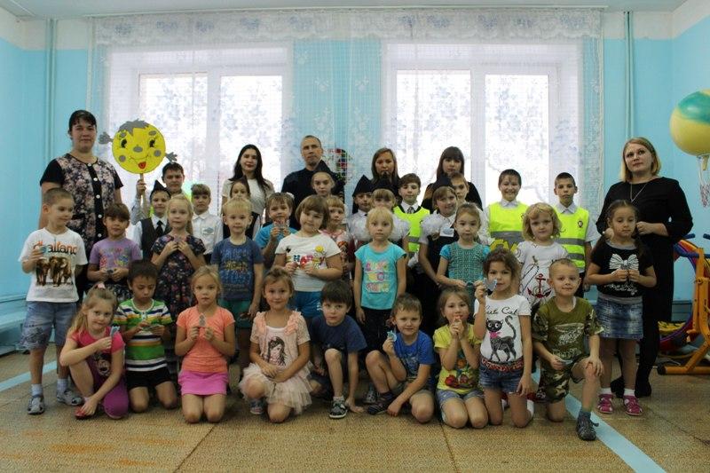 В детском саду «Одуванчик» прошло профилактическое мероприятие в рамках операции «Каникулы»