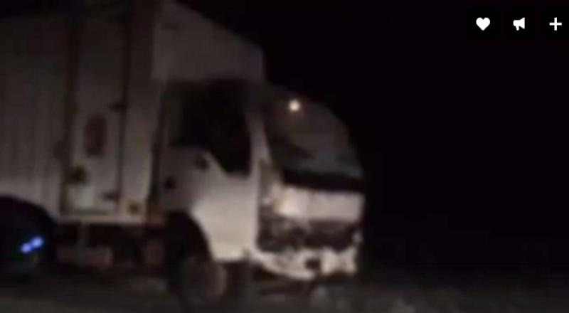 Разыскиваются очевидцы ДТП, произошедшего 2 декабря в Мысках