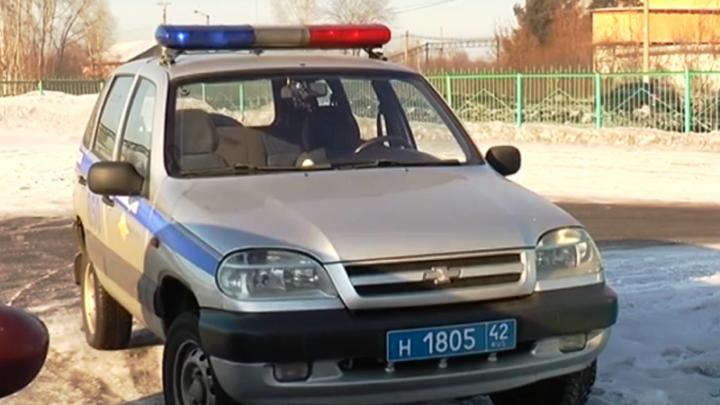 ГИБДД Мысков в ходе рейда выявили нетрезвого водителя