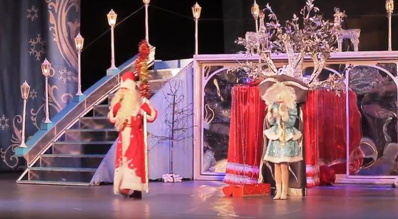 Мысковчане приняли участие в финале конкурса «Лучший Дед Мороз Кузбасса-2016», который состоялся в городе Кемерово