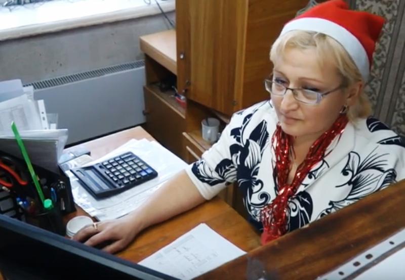 В Мысках стартовала акция «В новый год без долгов»
