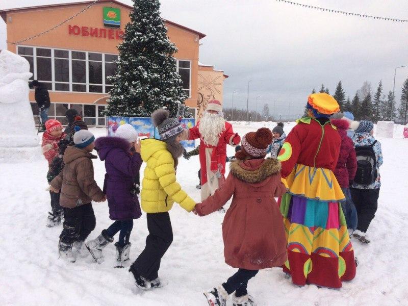 В парке «Юбилейный» состоится детский спортивный праздник «Веселые старты»