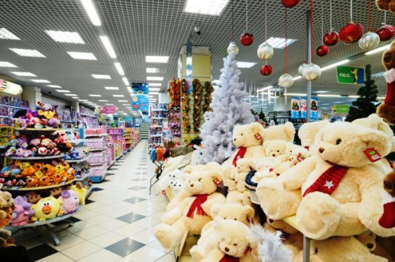 В Мысках более 900 детей из малообеспеченных семей получат сладкие новогодние подарки