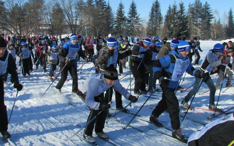 В Мысках состоятся ежегодные городские соревнования по лыжным гонкам