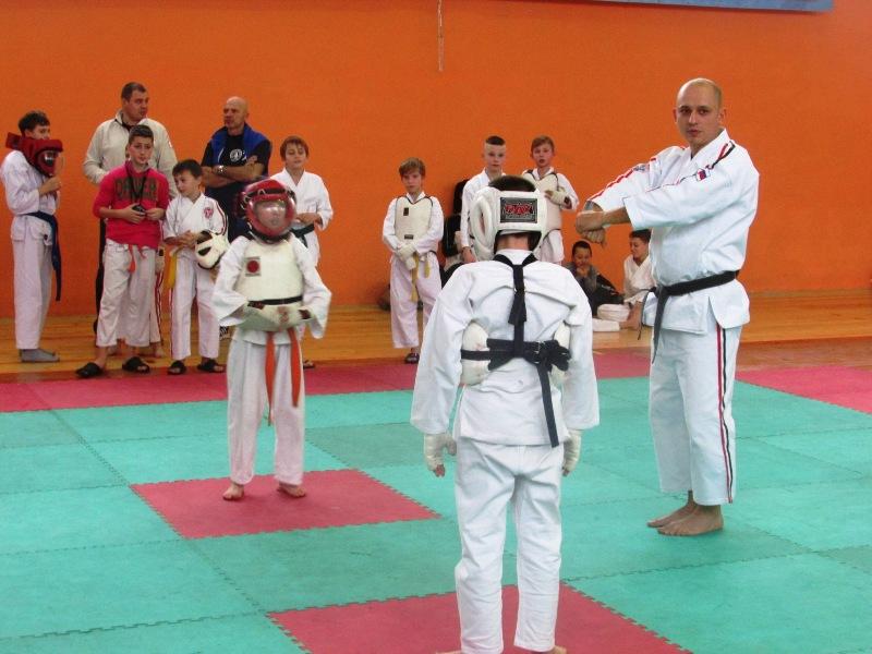 В Мысках состоялся XIV Открытый турнир по всестилевому каратэ