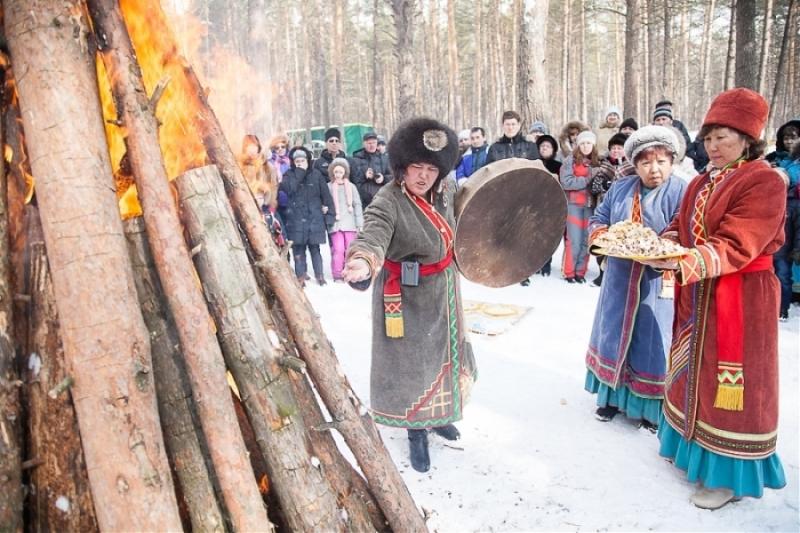 Этнотуризм в Мысках