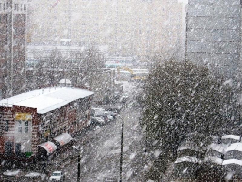 Погода в Кузбассе на выходные дни