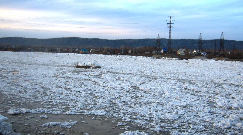В Кузбассе прогнозируется сильный паводок