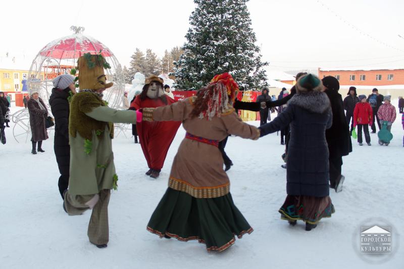 В Мысках состоялся национальный праздник «Мылтык»