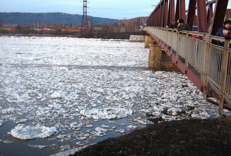 В Мысках пройдет областной штаб по пропуску паводковых вод