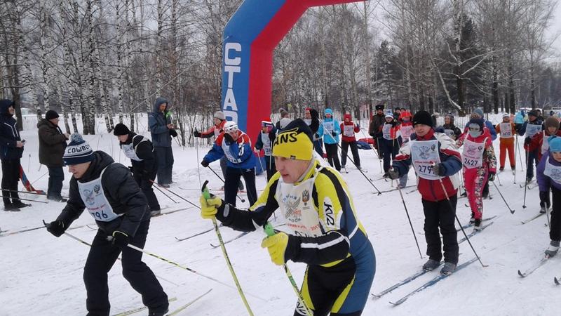 «Лыжня России — 2019» состоится в Мысках 9 февраля