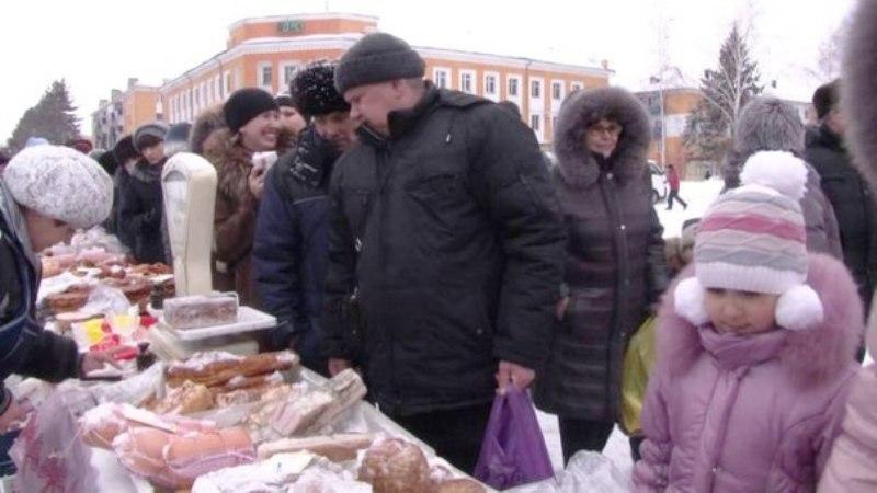В Мысках состоится продовольственная ярмарка