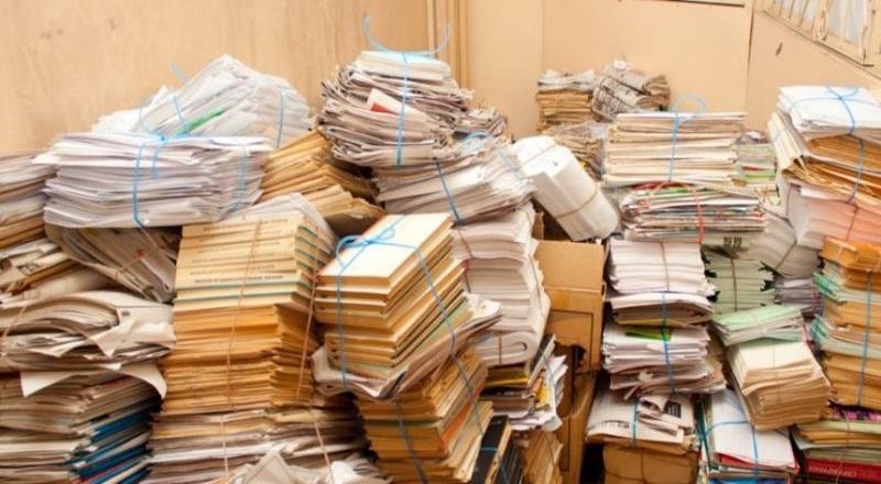 С начала года мысковские школьники собрали почти 7 тонн макулатуры