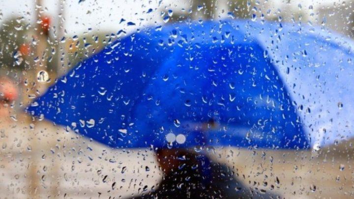 Погода в Кузбассе: дожди и грозы