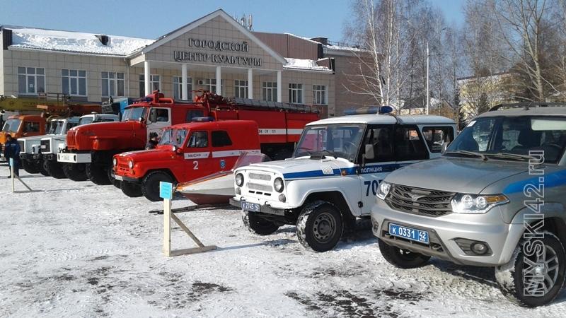В Мысках прошла областная противопаводковая комиссия