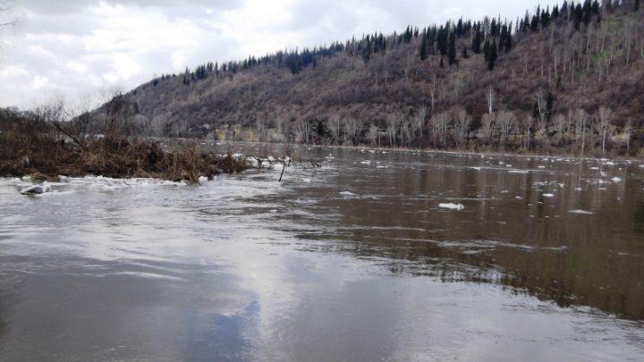 В Мысках стартовала подготовка к весеннему паводку