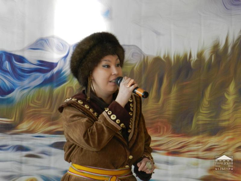 В Городском центре культуры состоялся праздник «ТУГАН ТИЛИМ»