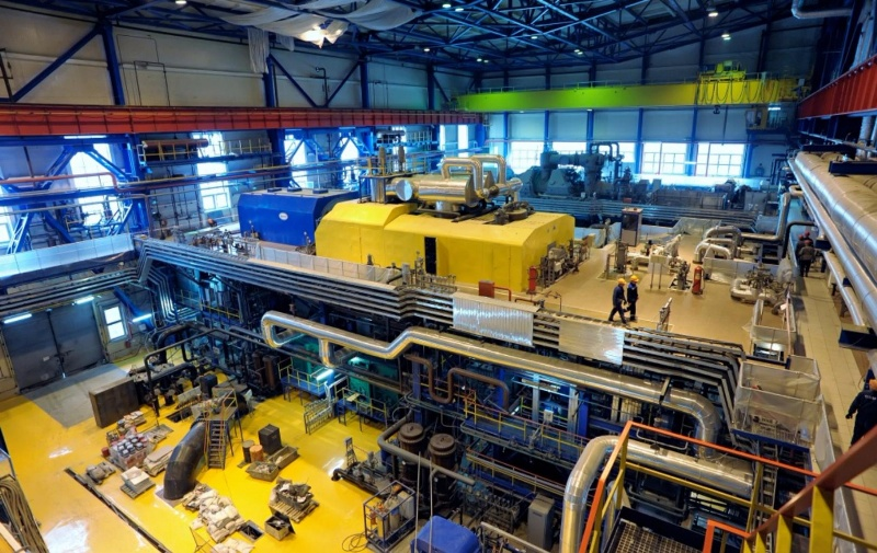 Томь-Усинская ГРЭС обеспечивает надежное энергоснабжение юга Кузбасса